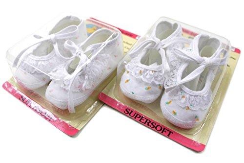 Schuhe ds09 Gr Baby 17 Bs6085 Ca 16 Lauflerner Paar 2er Set Babyschuhe 10cm Krabbelschuhe 2 HEwqxP76nZ