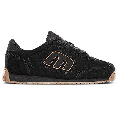 Etnies - Lo-cut Ii Ls, Sneaker Unisex - Adulto Nero (Black Gum)