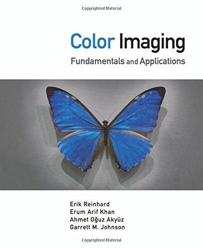 Color Imaging: Fundamentals and Applications