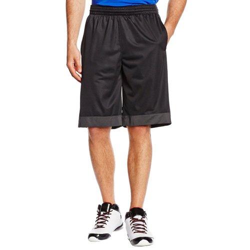 Nike Racer Short Homme Black/Anthracite/Volt/Reflective