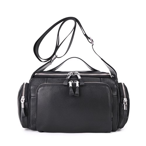 Dslr Camera Bag Digital Security Compact Slr Shoulder Bag Small Leather  Travel Handbag Mini Duffle. by leashell a9aa796cd5