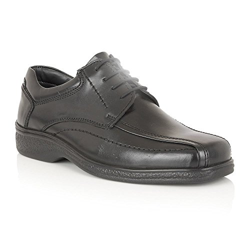 lotus-myers-de-la-pelicula-hombres-de-smart-zapatos-de-cordones-color-negro-talla-10-uk