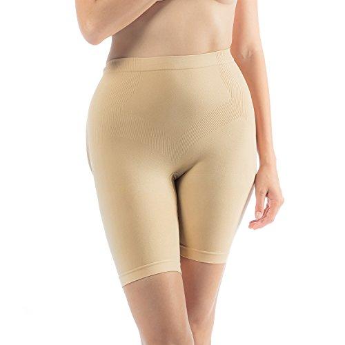 Libella Damen figurenformend Shapewear Miederhose mit Bauch-weg-Effekt 361702 Hautfarben