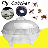 Fly Insect Killer Fly Catcher Fly Trap Pest-Reject Control Catcher Mosquito 9.3&Quot; X 6.9&Quot; for Indoor/Outdoor