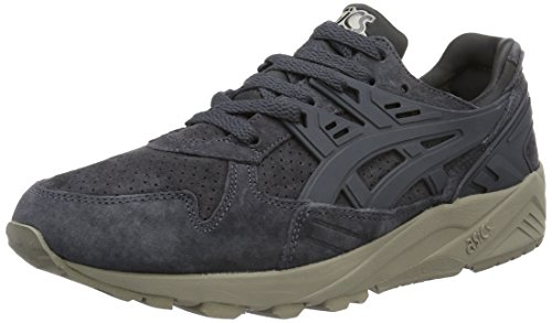 Asics Gel Kayano Trainer, Baskets Basses Homme Gris (Dark Grey/Dark Grey)