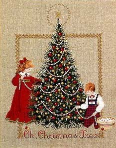 ll024–Oh, Weihnachtsbaum Diagramm (Oh Diagramm)