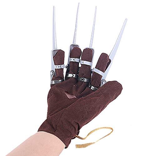 Joyibay Halloween Handschuh Kreative Dekorative Kostüm Handschuh Neuheit Handschuh Kostüm Prop