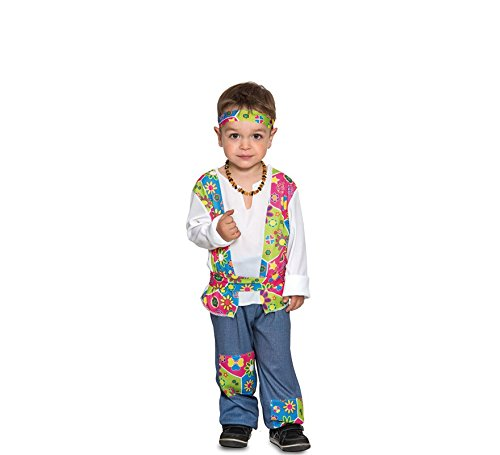 Fancy Kind Kostüm Dress - Fyasa 706384-tbb Hippie Kind Fancy Dress Kostüm, Klein