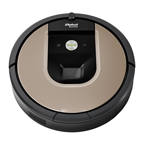 iRobot Roomba 966, Plastic, Metal