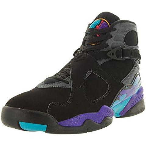 Nike Air Jordan 8 Retro - Zapatillas de deporte, Hombre