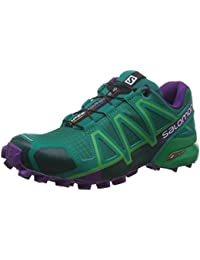 Salomon L39185900, Sneakers trail-running femme
