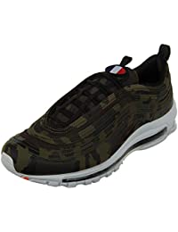 Nike Zapatos Hombres Zapatillas Bajas AJ2614 201 Nike Air Max 97 Premium QS