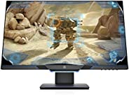 HP 25mx Monitor 4JF31AS With Clear FHD (1920 x 1080) Display, 1 HDMI, Free Sync ADM, Black, TN, 23.8 inches