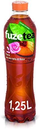 Fuze Tea Tè alla Pesca - Bottiglia PET Riciclabile, 1.25L