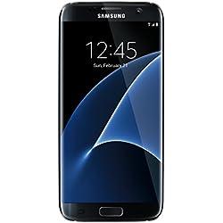 Samsung Galaxy S7 Edge G935F Smartphone, 32 GB, Nero