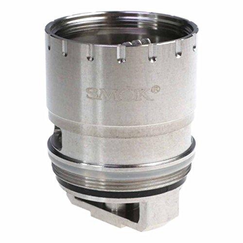 SMOK V12-RBA, Durchmesser 25 mm, Dual Coil Deck, Riccardo Selbstwickeleinheit -