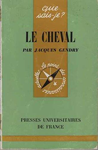Le Cheval par Claude Chabault