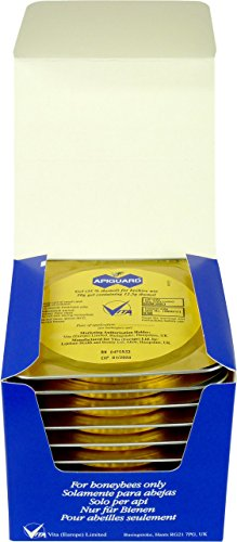 Apiguard Varroa Control, Natural Varroa Mite Treatment for Honeybee Colonies, Beehives, Apiary 3