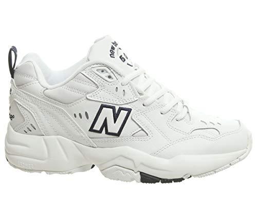 New Balance 608 Mujer Zapatillas Blanco