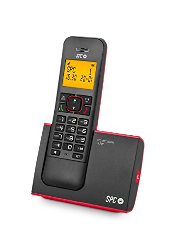 SPC Blade teléfono inalámbrico con agenda