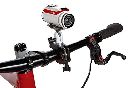 TomTom-Supporto-Universale-Manubrio-BiciMoto-per-Bandit-Action-Camera-Multicolore
