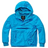 Brandit Kids Windbreaker türkis - XL (158/164)