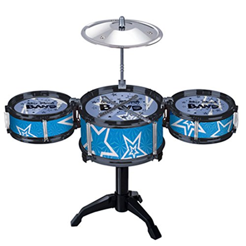 finer-shop-jazz-drum-set-musical-instrument-toy-educational-music-toy-playset-random-color