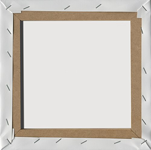 Pro-Art de imágenes palé an638l5–cuadro Canvas de Buda with auricular, 30x 80cm 4