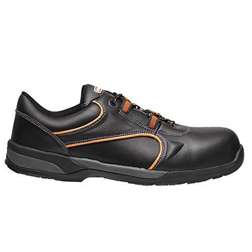 PARADE Chaussure de Sécurité Composite Basse Riga Ultra Légère et Confortable Noir