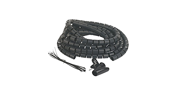 Philex Cable Tidy Black 2 x 2m
