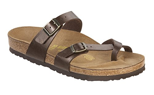 Birkenstock Mayari - Ciabatte Donna Graceful Toffee