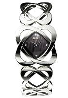 Sekonda 159.37 - Reloj de mujer de cuarzo (japonés), correa de acero inoxidable color plata de Sekonda