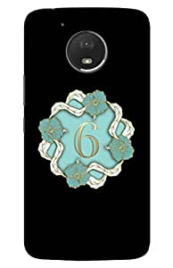 100 Degree Celsius Back Cover for Moto E4 Plus (Designer Printed Multicolor)