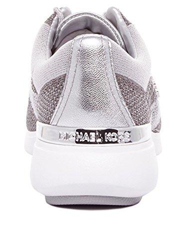 MICHAEL by Michael Kors Skyler Sneaker Damen Silber