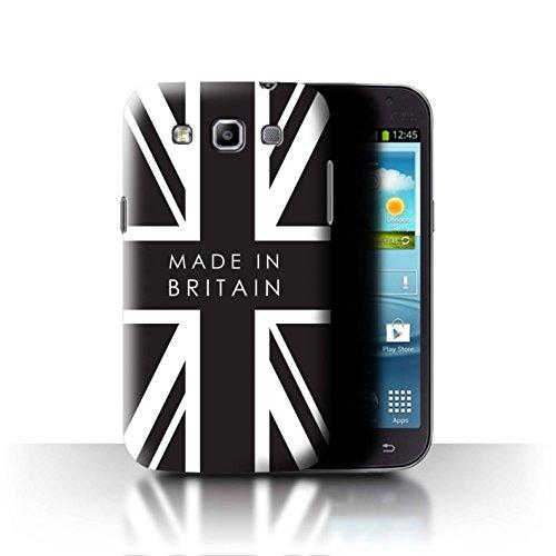 Stuff4® Hülle/Case für Samsung Galaxy Win/I8550 / Hergestellt In Muster/Großbritannien/Britischer Stolz Kollektion Win Mobile
