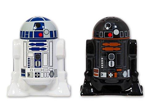Star Wars - R2-D2 & R2-Q5 Salz & Pfefferstreuer Ministreuer-Set-2-teilig aus (Wars Star R2)