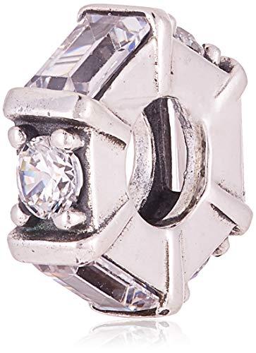 Pandora Distanziatore per Charm Donna argento 797529CZ