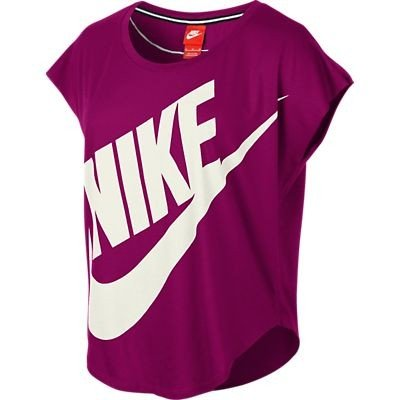Nike Signal T-shirt pour femme Rouge - Rouge