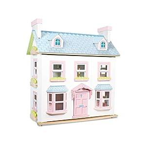 Papo - Grandes Mayberry Manor muñecas casa de Madera