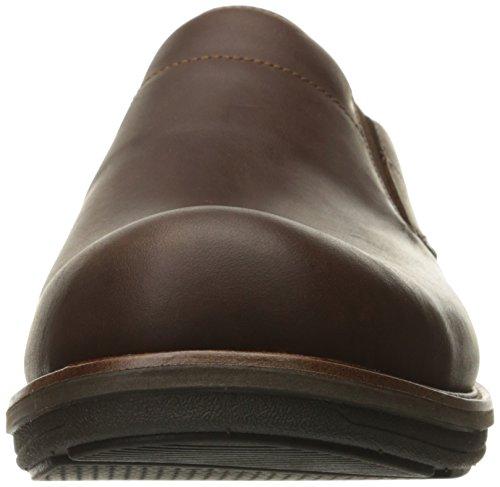 Dansko Mens Jackson Slip-On Loafer Brown Pull Up