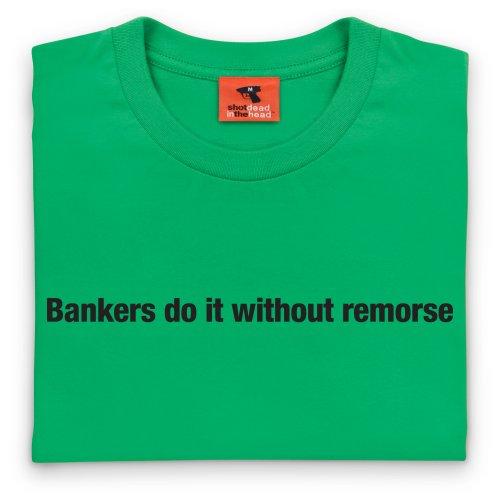 Square Mile Remorse T-Shirt, Herren Keltisch-Grn