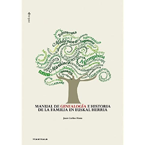 Manual de genealogía e historia de la familia en Euskal Herria (Aterpea)