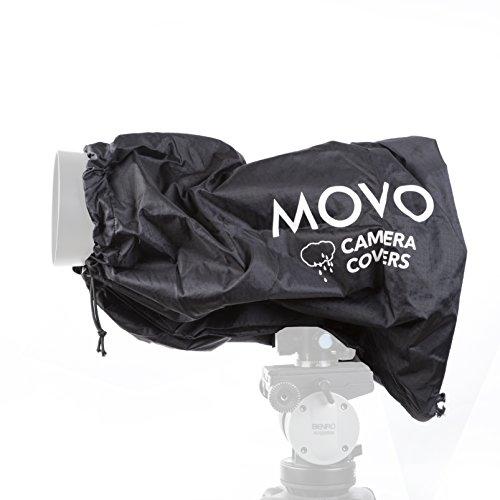 Movo CRC17 Nylon Regen Cover Anzug für Canon EOS, Nikon, Sony, Olympus, Pentax und Panasonic DSLR-Kameras