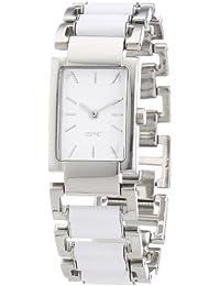 Esprit Damen-Armbanduhr Analog Quarz Edelstahl ES104252002
