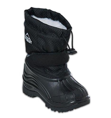 McKinley Junior winterboots Snowy Noir noir