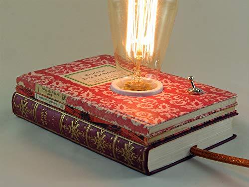 Buchlampe gothe