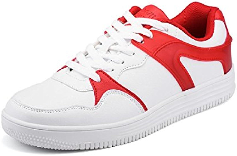 Herren Winter Warm halten Sportschuhe Mode Flache Schuhe Lässige Schuhe Turnschuhe Freizeitschuhe EUR GRöSSE 39 44