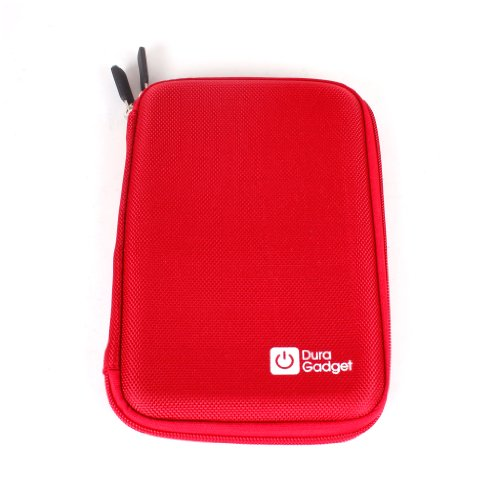 red-hard-eva-shell-case-compatible-with-the-texas-instruments-ti-82-advanced-ti-nspire-cx-cas-by-dur