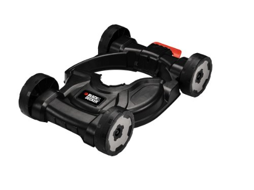 BLACK+DECKER CM100-XJ 3-in-1 Lawn Mower Deck Attachment Test