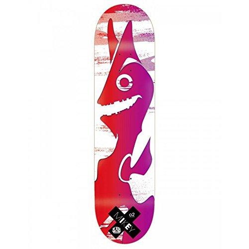 Alien Workshop Mikey Acid Reign 8.25inch Taylor Skateboard-Brett/Deck -